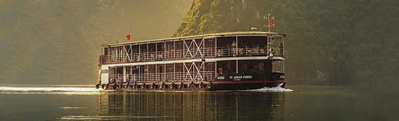 Halong Bay, Red River & Laos Mekong