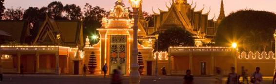 Phnom Penh and Siem Reap, Phnom Penh - Siem Reap